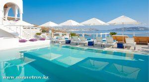 Комбинированный тур в Грецию - остров Крит через Салоники. Вылет из Алматы 03 июня (4