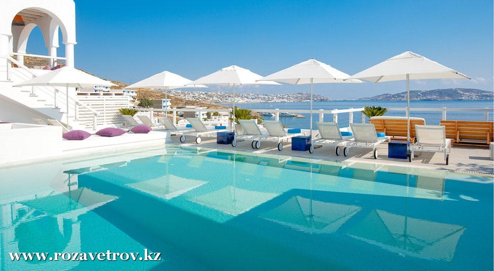 Туры в Грецию, о. Крит - наслаждайся великолепными пейзажами. Вылет из Алматы 24 июня (4650-00)