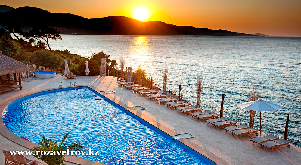 Туры в Турцию. Раннее бронирование PARAMOUNT HOTELS 5 * - график на начало июня (5794-22)