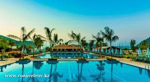 Туры в Турцию - подборка отелей эконом класса на 18 июля, вылет из Алматы (6550-07)