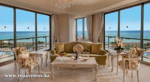 Элитный отдых в Турции - роскошные отели 5*, питание по системе «PREMIER UAI» (6703-07)