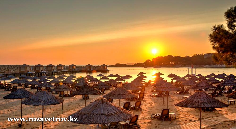 Турция, горящие туры из Алматы, отели эконом класса (4627-00)