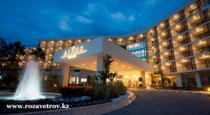 Турция, любителям престижного отдыха - сеть отелей «RIXOS». Вылет из Алматы (4605-22)