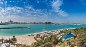Туры в ОАЭ, Дубай. Rixos The Palm Dubai 5* - от трех ночей второе питание бесплатно (4565-19)