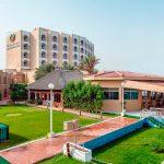 Отзывы: в ОАЭ, Шарджа. Отель Sharjah Carlton Hotel 4*