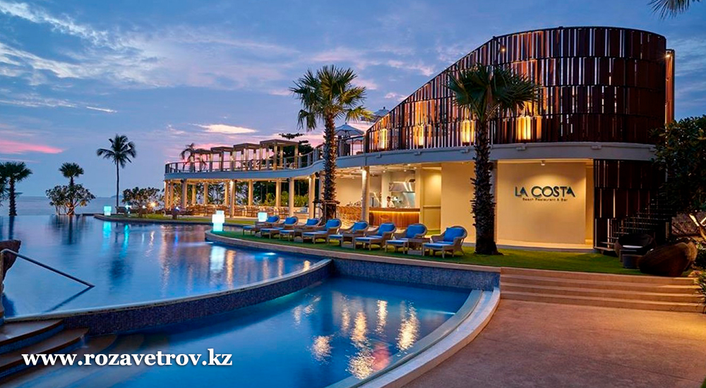 Туры в Таиланд - горящие цены по акции «FORTUNA» на отели Паттайи (6989-07)