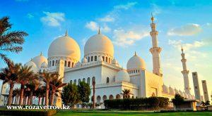Жаркое лето в Эмиратах - летние туры в ОАЭ, отели эконом класса (7606-07)