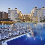 Отзывы: в Турцию, Анталья, Отель KIRMAN SIDERA LUXURY & SPA 5 ***