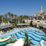 Отзывы: в Турцию, Анталья, отель DELPHIN DIVA PREMIERE HOTEL 5 *