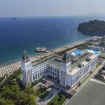 Отзывы: в Турцию, Кемер, отель AMARA DOLCE VITA LUXURY