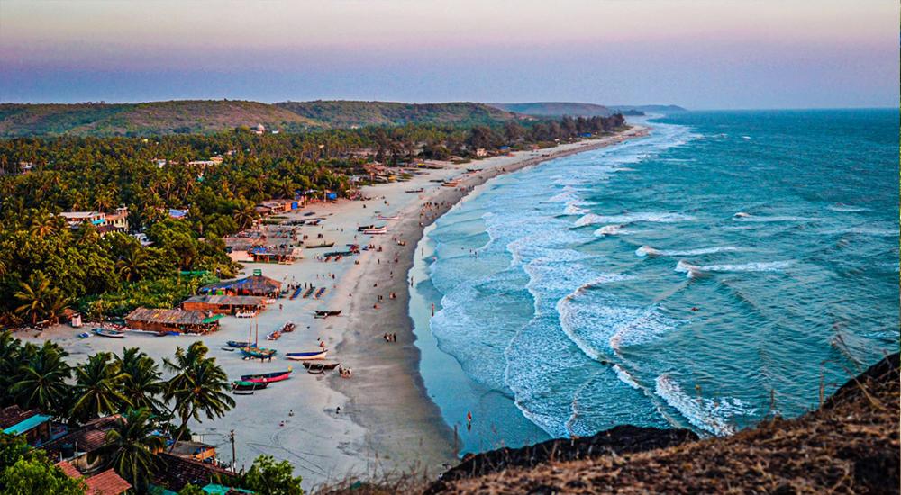 Туры в Гоа, райский уголок Индии (4894-07)