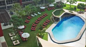 Популярные отели  Абу-Даби по системе