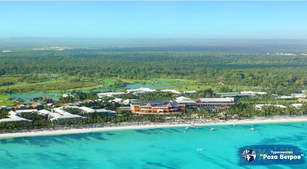 Зимой в Доминикану. Наслаждайтесь райским отдыхом! (4952-07)