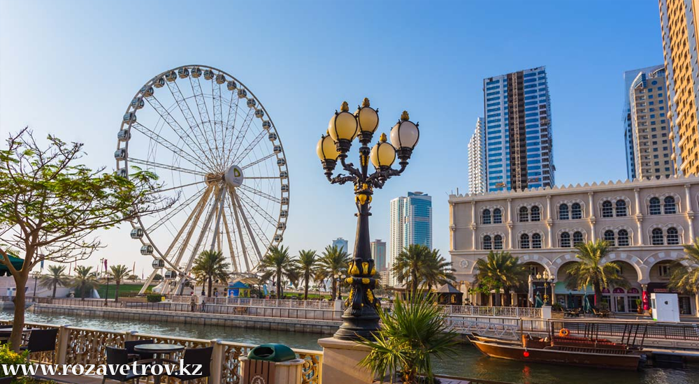 Горящий тур в ОАЭ. Успейте забронировать. (5051-07)