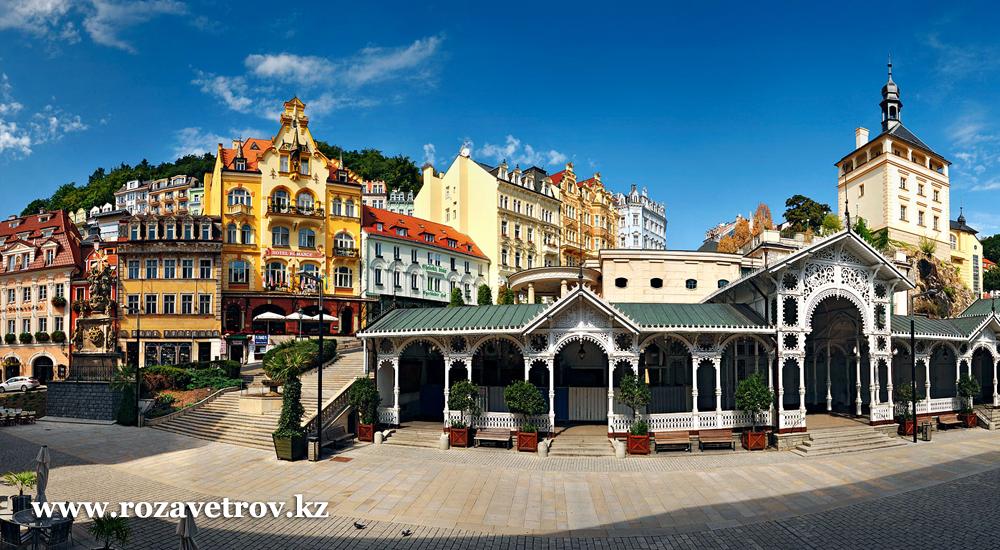Горящие туры в Чехию, Прага из Алматы на 05 сентября (5093-07)