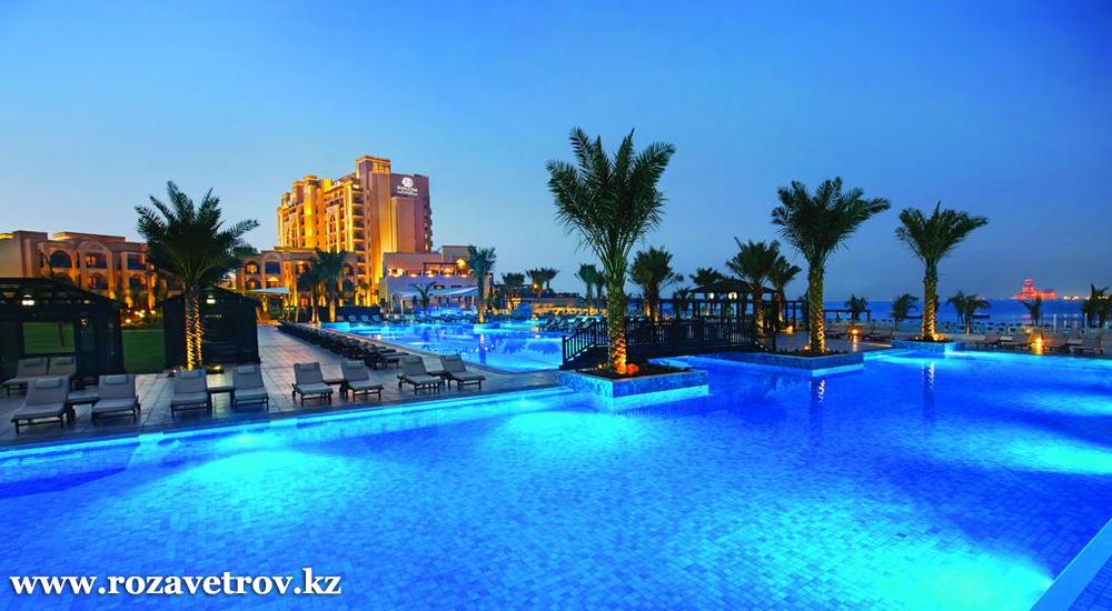 Горящие туры в ОАЭ. Подборка отелей 5* - отдых на высшем уровне по самым выгодным ценам (5083-07)
