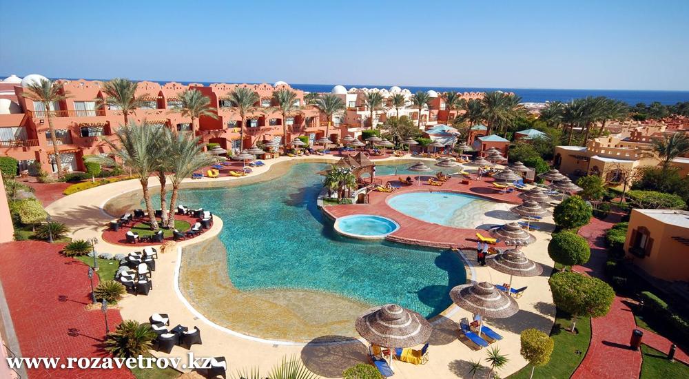 Тур в Египет, Шарм-эль-Шейх. Уникальная цена на отдых в отеле Nubian Island 5* (5131-07)