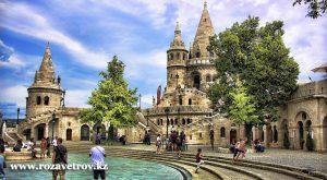 Туры в Венгрию, жемчужина Европы - Будапешт. Вылет из Алматы (6847-07)