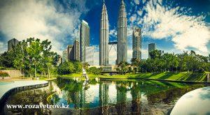 Туры в Малайзию, Куала-Лумпур из Алматы на 25 мая (6335-07)