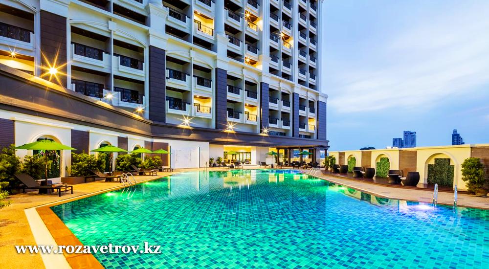 Туры в Таиланд, Паттайя - курортный город, который влюбляет в себя каждого туриста (5193-01)