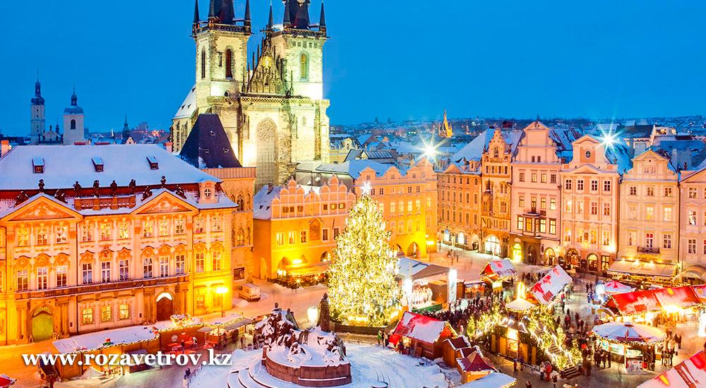 Туры 2020 - новогодние каникулы в Чехии, продолжаем отмечать Новый год а Праге (7159-07)
