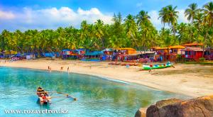 Туры в Гоа. Экзотический отдых по очень приятной цене (5390-07)