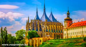 Новый 2019 Год в Чехии. Экскурсионные туры из Алматы - узнайте больше о Праге (5618-07)