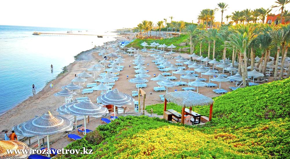 Горящие туры в Египет. Вылет из Алматы 29 декабря (5676-07)