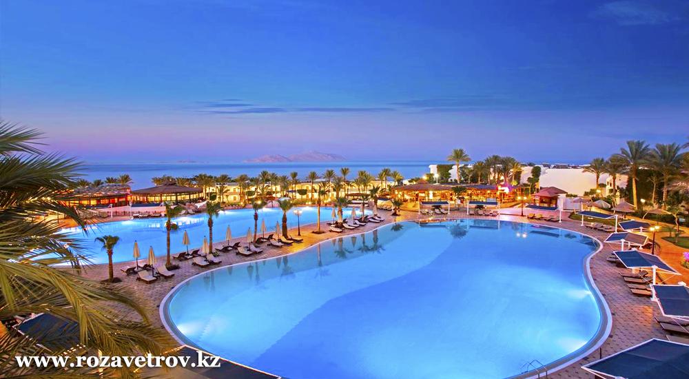 Горящие туры в Египет из Алматы на Новый год. Вылет 29 декабря (5683-07)
