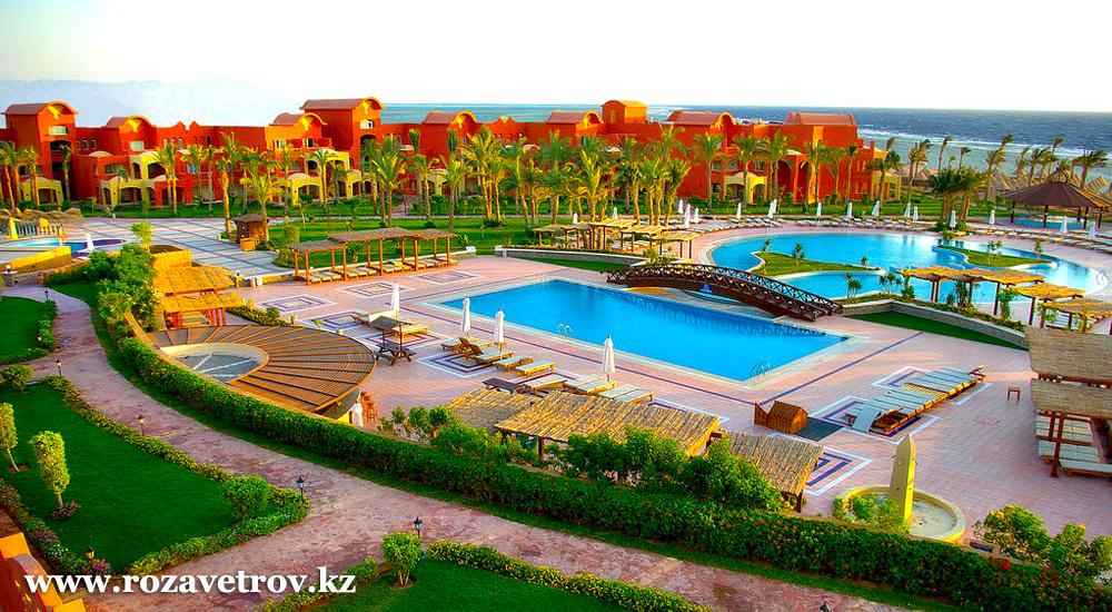 Новогодние туры в Египет, Шарм-эль-Шейх из Алматы. Новый Год в отелях 5* по системе «Все включено» (5663-22)