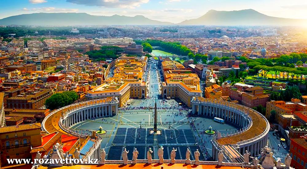 «КЛАССИЧЕСКАЯ ИТАЛИЯ» из Римa. Раннее бронирование экскурсионного тура по Италии из Алматы (5566-07)