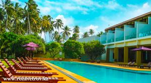Новый 2019 Год на Шри-Ланке. Праздник на первоклассных пляжах под жарким солнцем (5516-