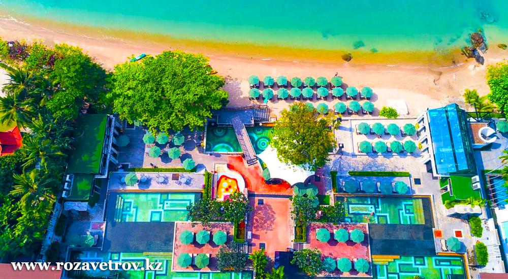 Туры в Таиланд из Алматы. Экзотические пляжи, жаркое солнце и незабываемый отдых! (5678-22)