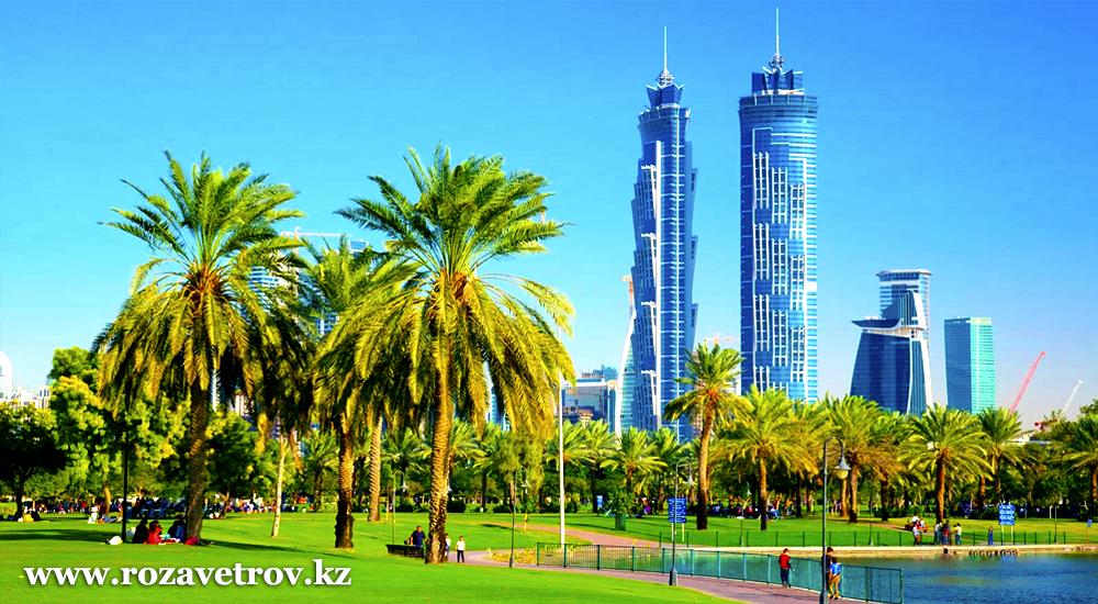 Горящие туры в ОАЭ из Алматы. Успей приобрести лучшее предложение (5543-19)