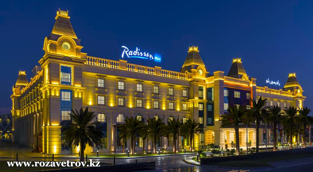 Новогодние туры в ОАЭ из Алматы. Вылет 30 декабря из Алматы (5665-07)