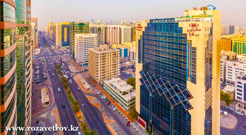 Туры в ОАЭ из Алматы. Вылет 22 января 2019 года (5688-07)