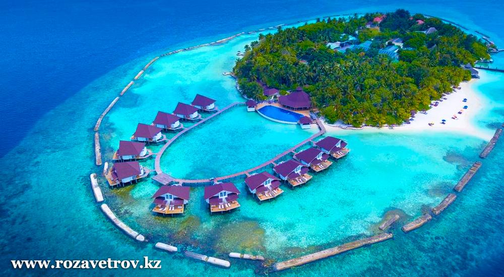Туры на Мальдивы. Райский отдых для души и тела (5740-22)