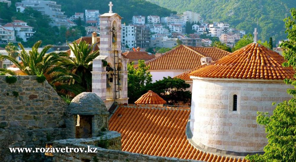 Туры в Черногорию - 8 дней отдыха в Европе. Вылет из Алматы а/к Air Astana
