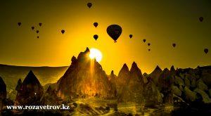Экскурсионный тур в Турцию: Анталия - Памуккале - Конья -Каппадокия (6986-07)