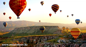 Идеи для отдыха - экскурсионный тур в Каппадокию, Турция. Вылет из Алматы 31 января (
