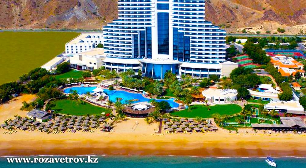 Туры в ОАЭ из Алматы. Заключительные дни зимы проведем в роскошном отдыхе! (5719-07)