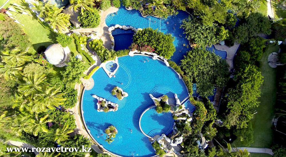 Туры в Китай, о. Хайнань. Недельный отдых в жарких тропиках (5819-07)