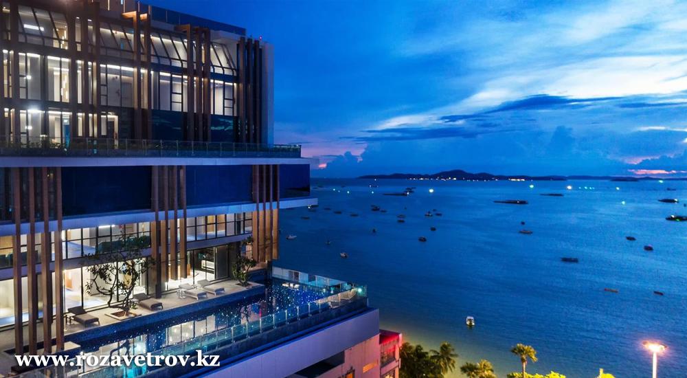 Горящие туры в Таиланд, Паттайя. Сниженная стоимость на пляжный отдых у моря (5790-07)