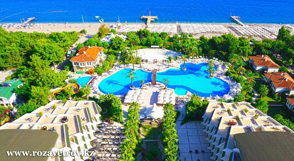 Туры в Турцию, Анталья. Раннее бронирование по самой выгодной стоимости (5816-07)