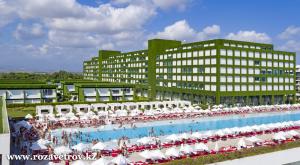 8 дней в Турции отели 5* - комфортный отдых на Анталийском побережье (5844-02)