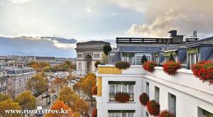 Туры во Францию, Париж. Майские каникулы в Европе, вылет из Алматы 15 мая (6014-19)