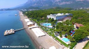 Туры в Турцию, отдых в отелях 5*. Забронируй отдых в комфортабельных отелях Турции (