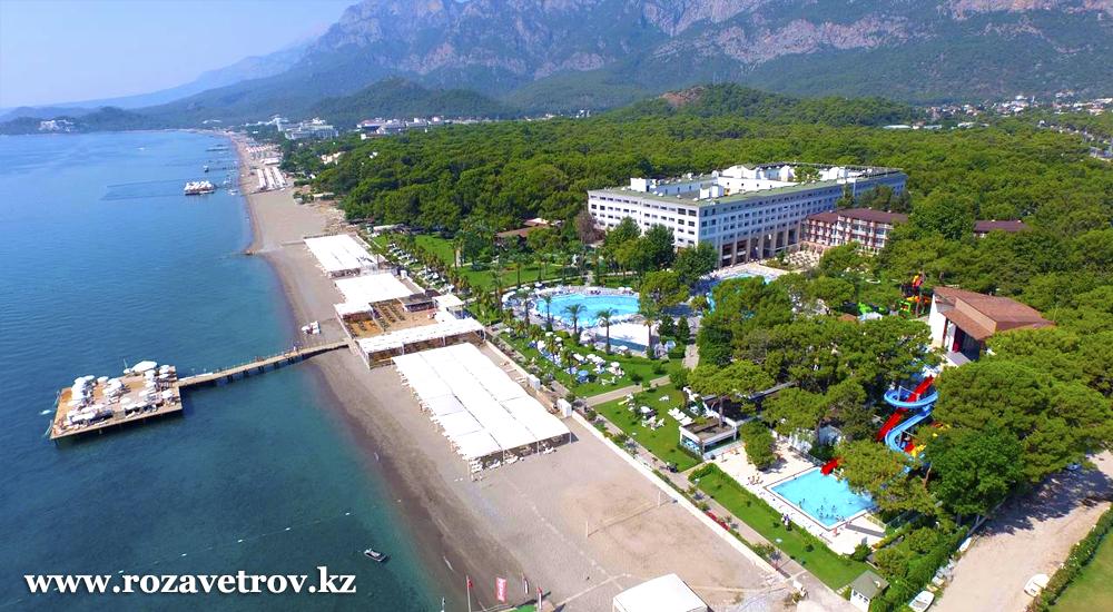Туры в Турцию, отдых в отелях 5*. Забронируй отдых в комфортабельных отелях Турции (5885-07)