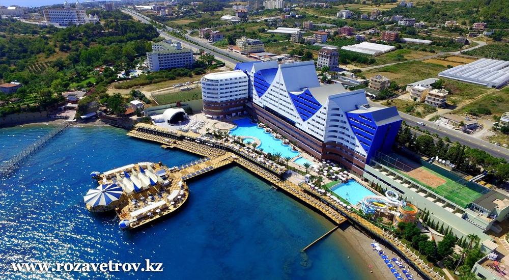 Туры в Турцию, акция «раннее бронирование». Успейте занять места в лучших отелях (5967-24)
