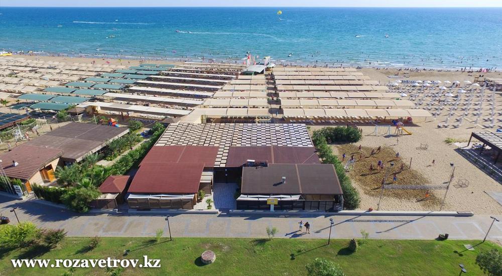 Туры в Турцию - лето 2019! Комфортный отдых в отелях 5* на лучших курортах анталийкого побережья (6012-22)